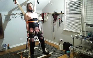 Keeping Samantha Examines Jeanne Paert 3