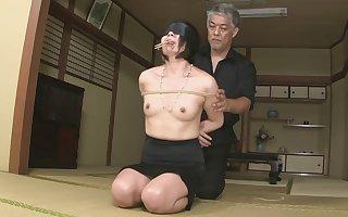 Asian Nurturer BDSM Bush-leaguer Hot Coitus