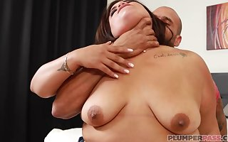 latina bbw Breana Khalo hot sexual connection membrane